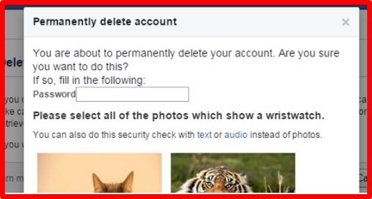 How Do I Deactivate and Delete My Facebook Account