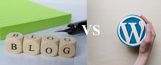 Blogger Vs WordPress कौन सा Blogging Platform अच्छा है ?