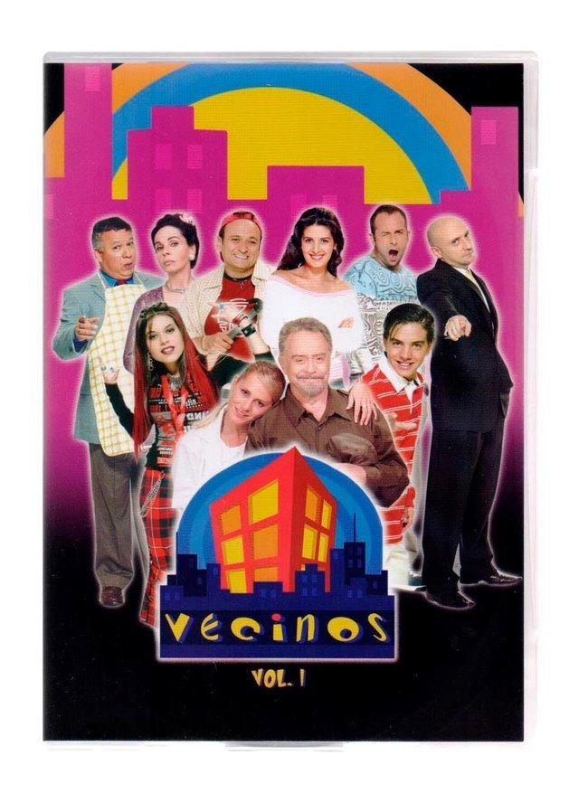 Vecinos Temporada 1 a la 8 Latino