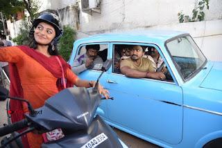 Kreshna Anandhi Nithin Sathya Karunas starring Pandigai Movie Stills  0002.jpg