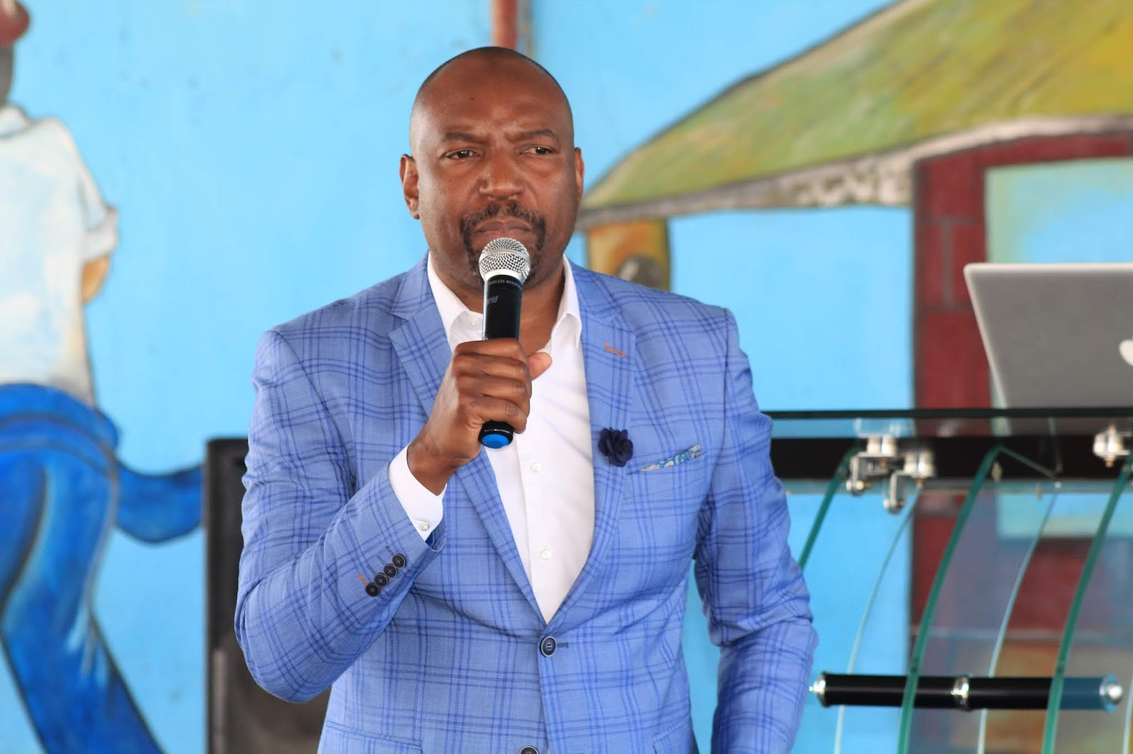 Pastor Sacrifice Chirisa Teaches On Business At Tiyambuke 2018