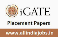 iGATE Placement Papers