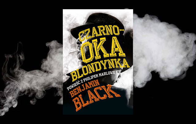 #281. Czarnooka blondynka - Benjamin Black