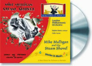 mike mulligan and his steam shovel Maestro Classics Review at School Time Snippets