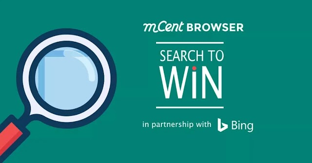 Earn free unlimited mobile recharge by mCent browser + Refer & Earn