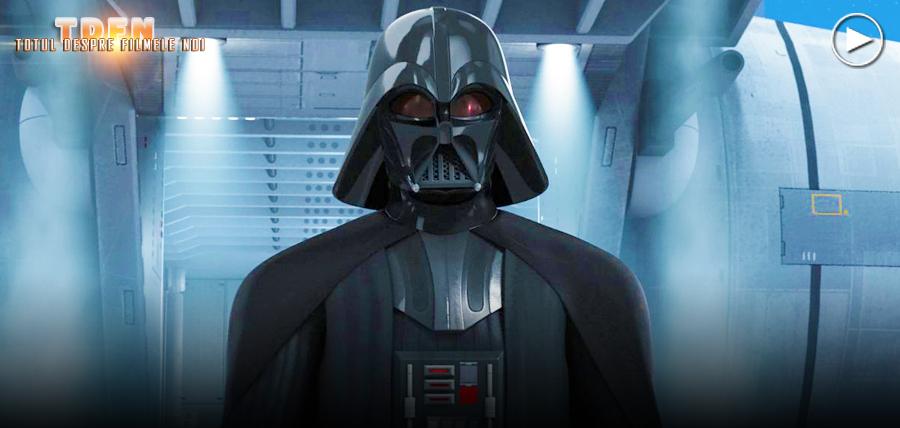 Rebeliunea se confruntă cu nimeni altul decât Darth Vader