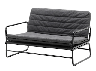 simple affordable non toxic sofa, futon for the chemically sensitive