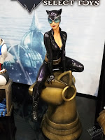 Diamond Select DC Comics Gallery PVC Statues Catwoman