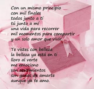 Poemas Románticos
