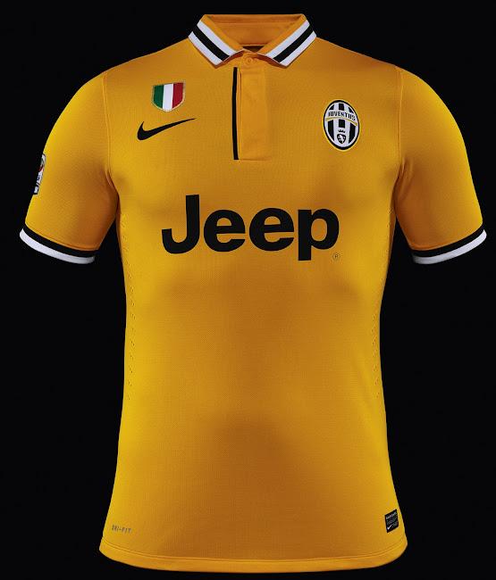 95e904e70 Juventus 13-14 (2013-14) Home and Away Kits Released - Footy Headlines
