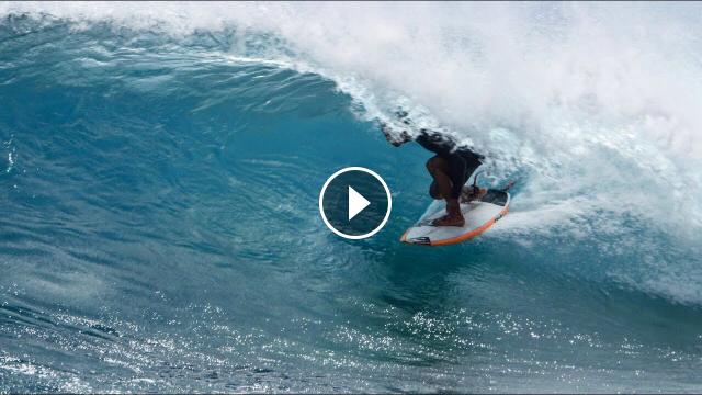 SURFING WEIRD WAVES in HAWAII