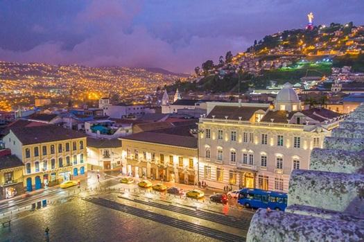 10 iglesias turísticas de la ciudad de Quito