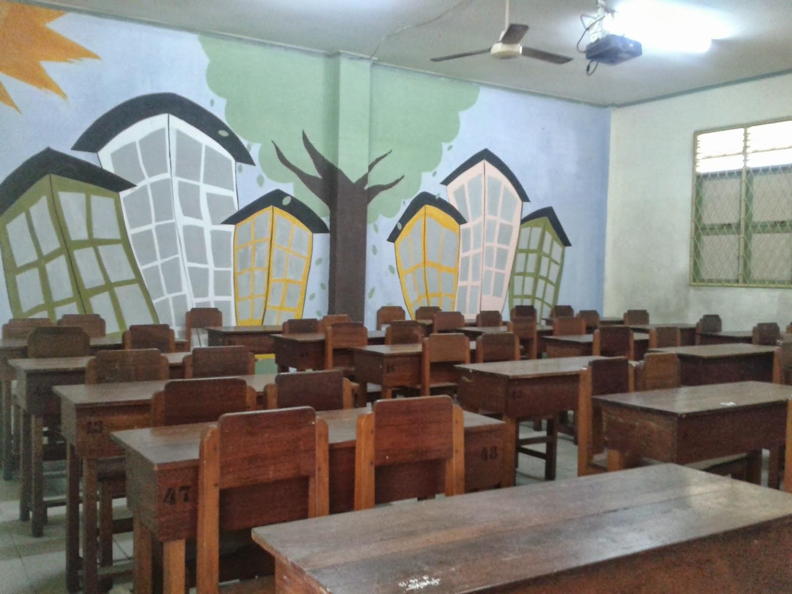 Macam Acsesoris Dekorasi Ruangan Kelas