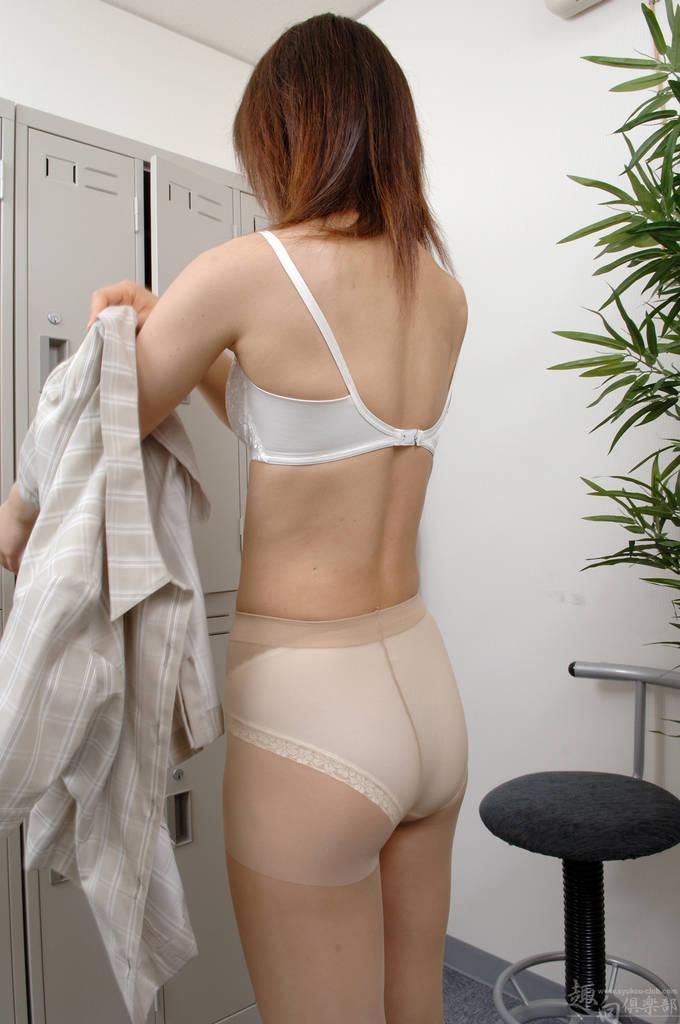 Japanese girl stockings