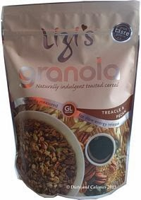 Treacle & Peacan Lizzy's Granola