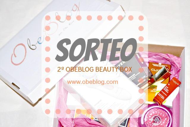 2º_SORTEO_ObeBlo_ Beauty_Box