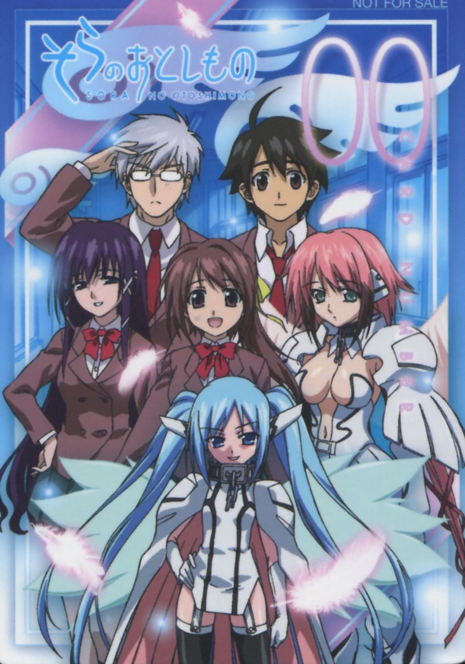 Sora no Otoshimono Primera Temporada |13/13| |Subtitulado| |Mega|