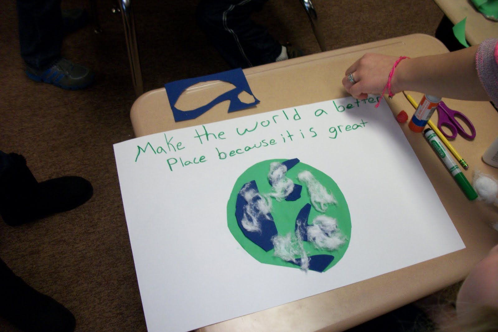 Save The Earth Persuasion