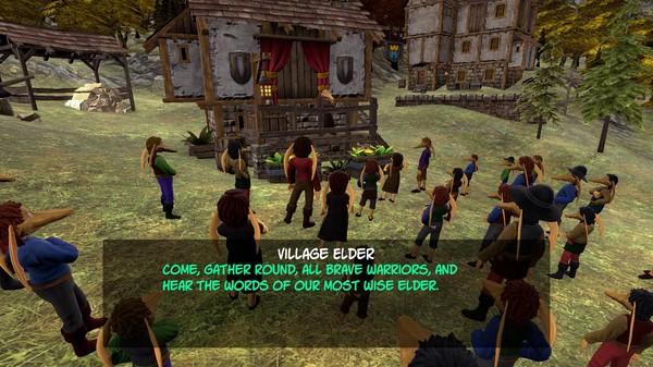 SnarfQuest Tales Episode 1 The Beginning-PLAZA