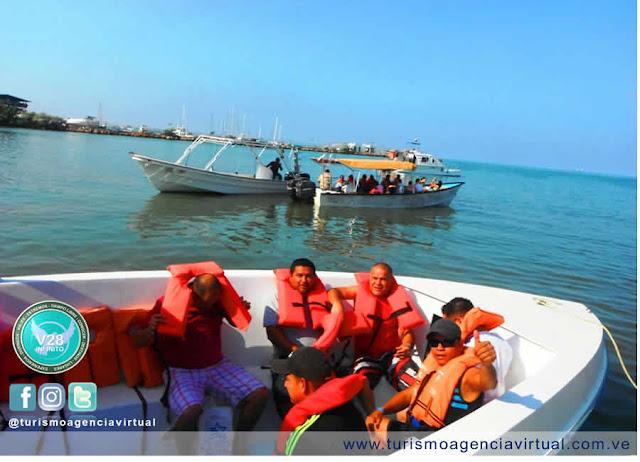imagen Tour buscando los delfines mochima