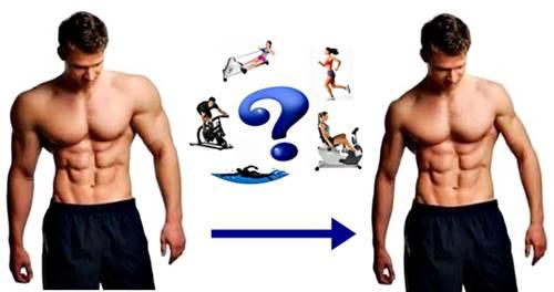 A veces se pierde masa muscular al hacer cardio y otras veces no