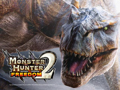 Download Monster Hunter Freedom 2 PSP ISO CSO