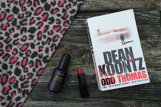 A picture of Dean Koontz Odd Thomas
