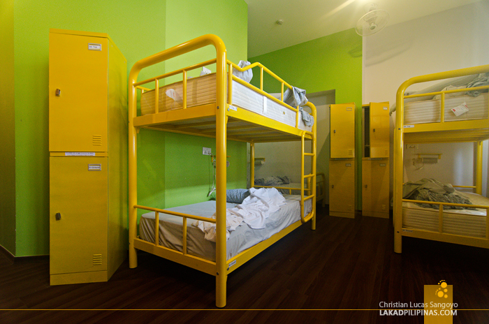 Beary Best Hostel Singapore Dorm