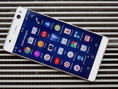 Sony Xperia C5 Ultra Proselfie