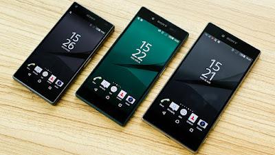 Sony Z5 compact quốc tế