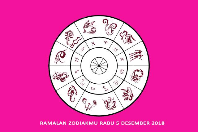 ramalan zodiakmu 5 Desember 2018