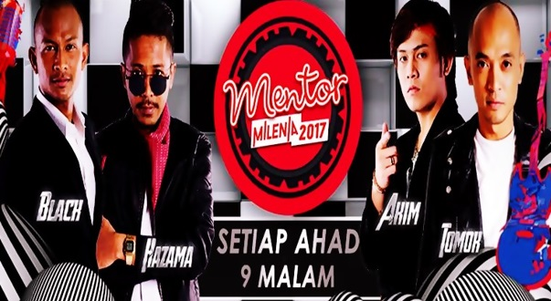 Live Streaming Final Mentor Milenia 2017