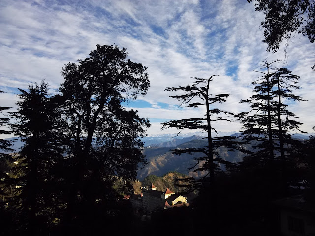hills jakhu temple