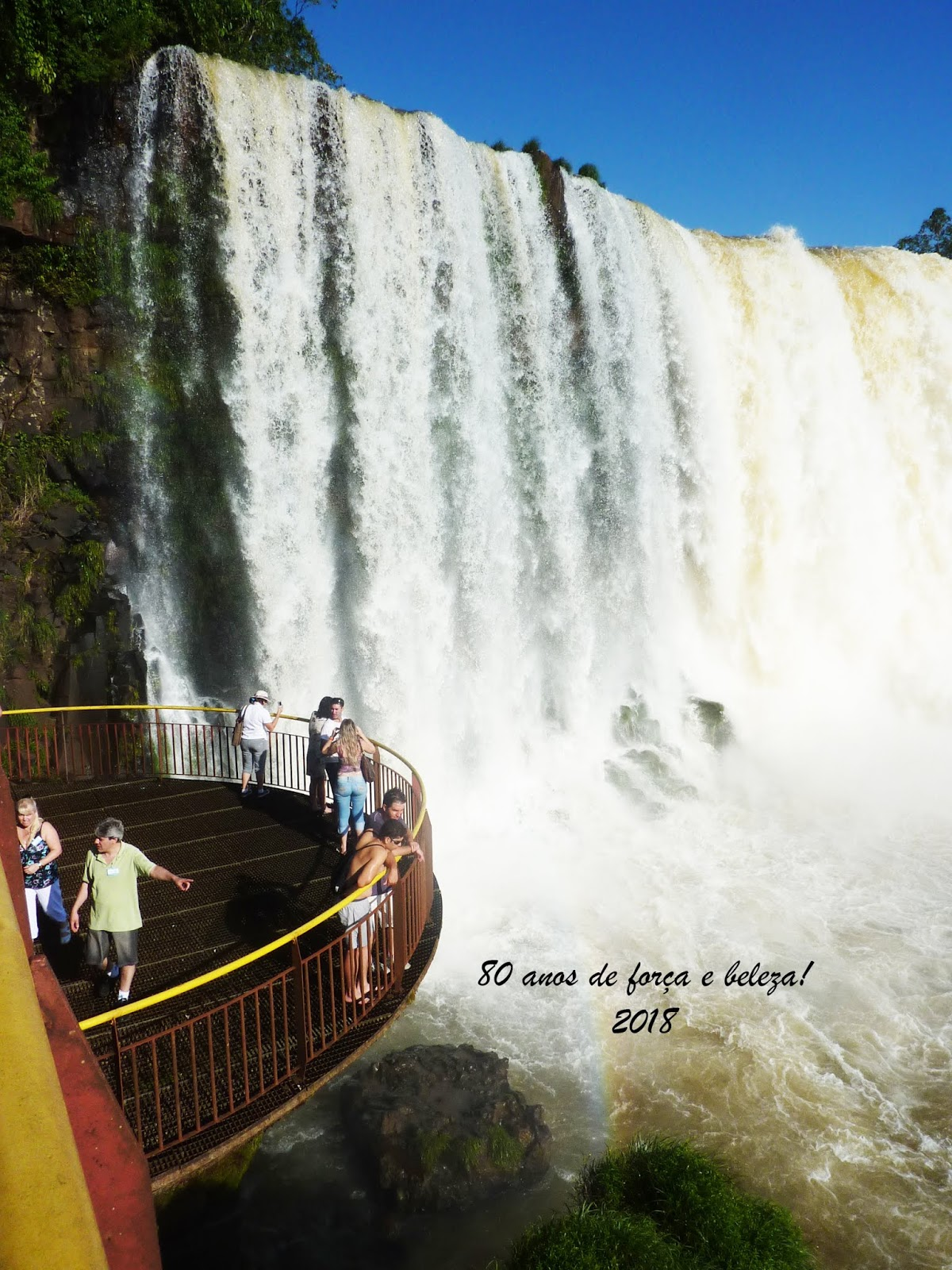 Cataratas do Iguaçu - PR