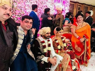Hitisha and Gaurav Marriage