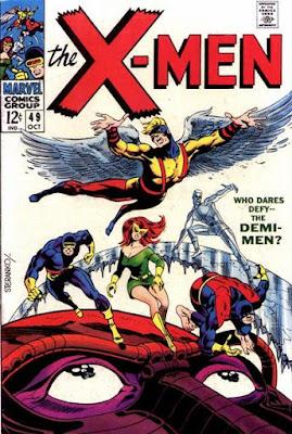X-Men #49, Jim Steranko