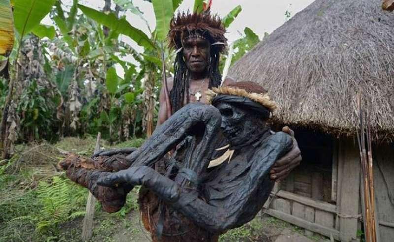 Yuk Kenali Budaya Indonesia Inilah Rumah Adat Papua Yang Memiliki Banyak Keunikan