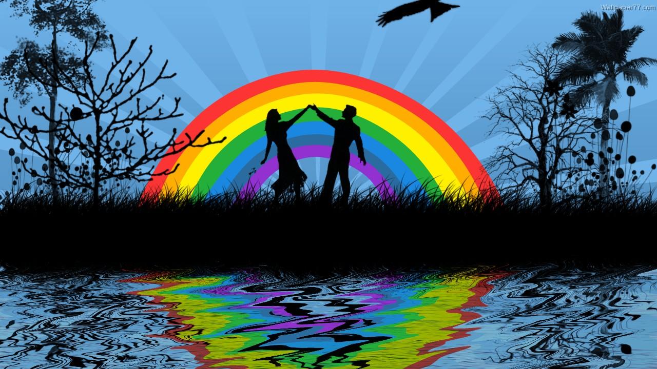 Rainbow Of Emotions Poem By Roy Pett