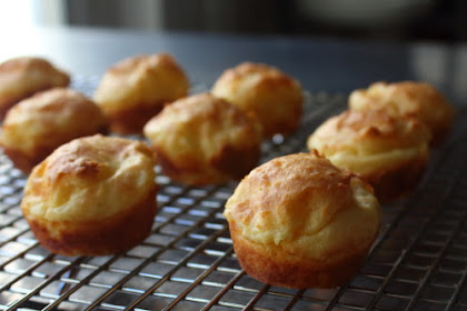 Baked Potato Puffs – A New Way to Pomme Dauphine from a Potato Fiend