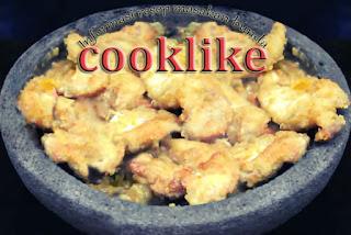 Resep Membuat Ayam Geprek Ala Rumahan