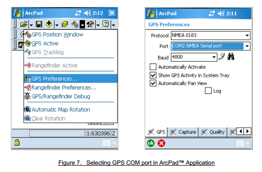 Running 3M™ ArcPad™ application scripts