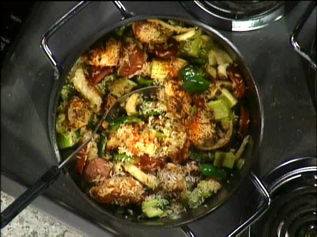 Creole Jambalaya Recipe Food Network