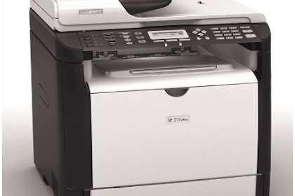 Ricoh SP 310SFNw Printer Driver Download