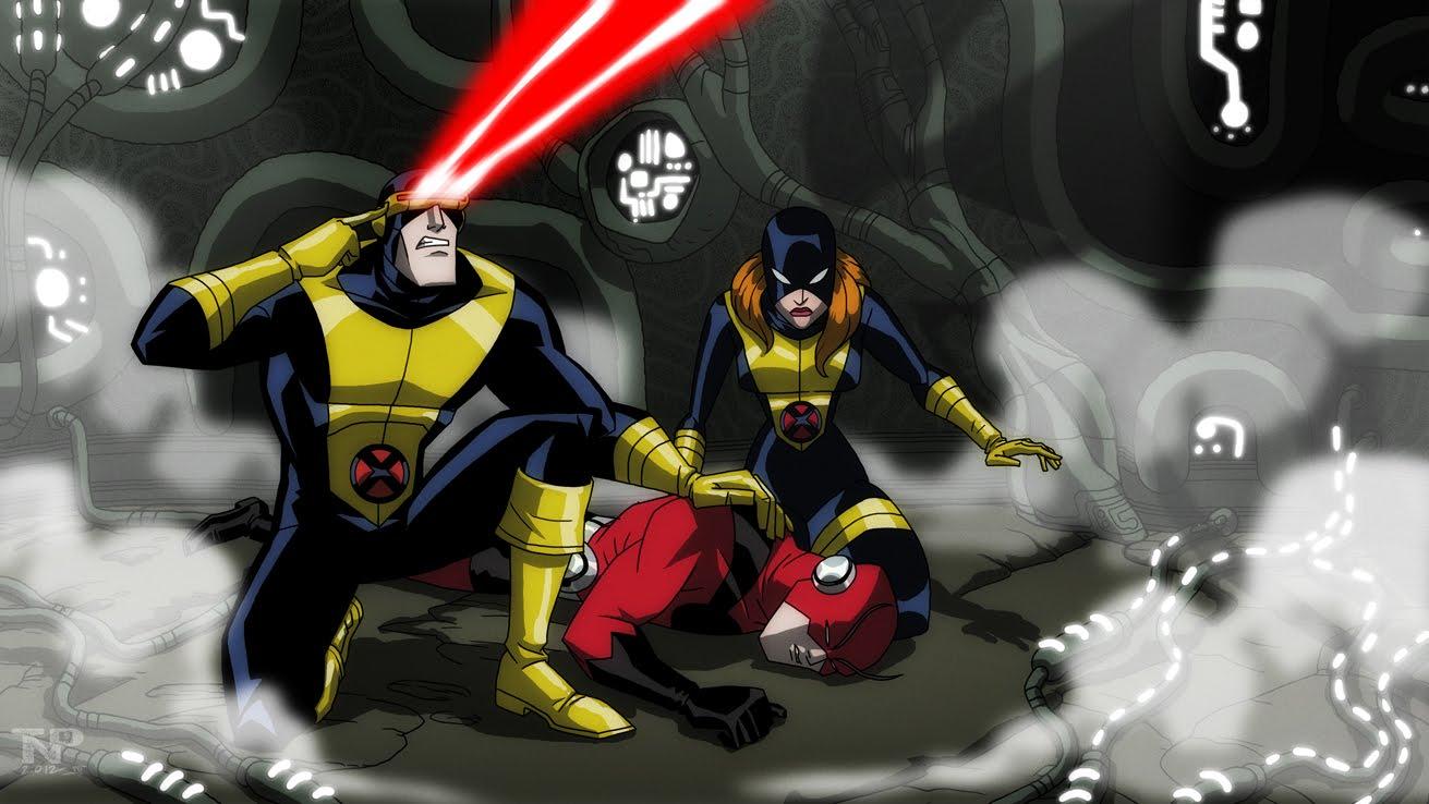 Avengers Emh Concept Art
