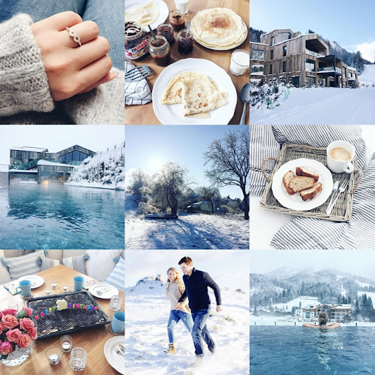 Fashion Kitchen on Instagram - Januar 2017