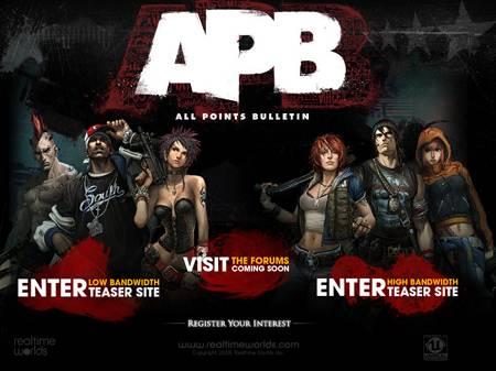 APB Reloaded Beta, Review. Juegos gratis, demos, pc demos gratis