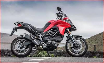 Ducati Multistrada 950 - Motor Terbaru Dunia 2017
