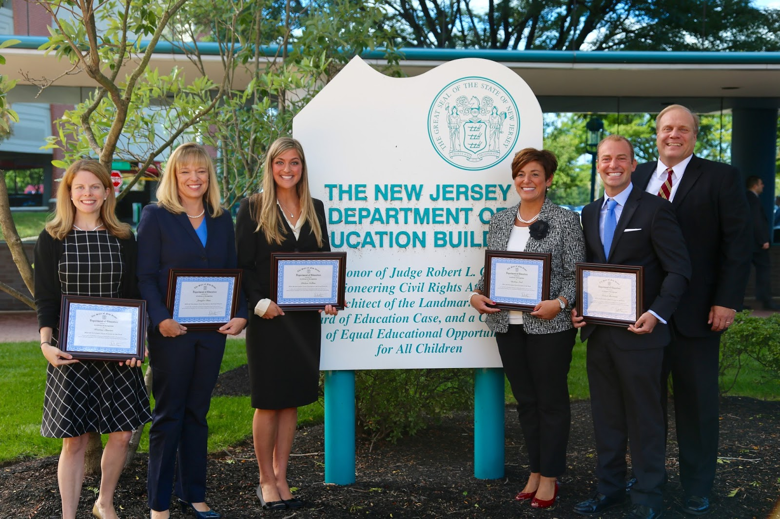 Keep Calm and Inspire On: New Jersey State Board Meeting