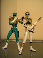 SH Figuarts White Ranger Power Rangers Tommy Bandai Tamashii Web Exclusive