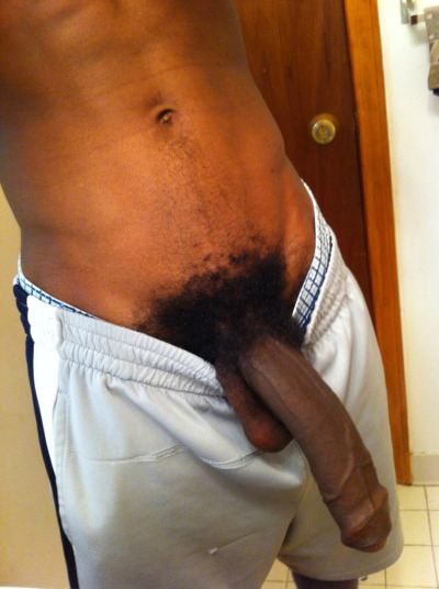 Juicy Black Dick